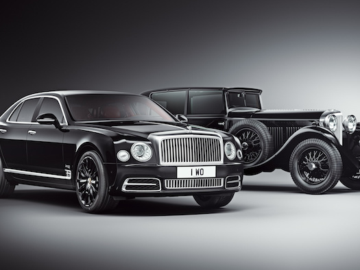 Bentley Mulsanne W.O. Edition By Mulliner Announced