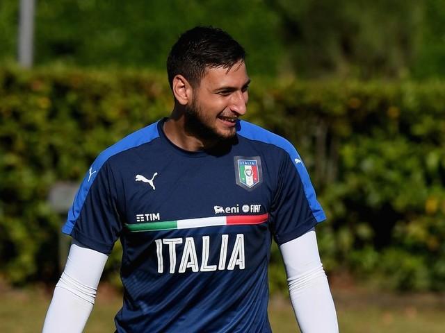 AC Milan yet to receive any bids for wantaway goalkeeper Gianluigi Donnarumma, according to Rossoneri CEO