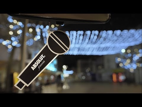 Ridesharing Karaoke Campaigns - Absolut's 'Uber Karaoke' Reminds That It's Fun to Get Home Safely (TrendHunter.com)