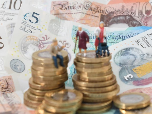Concerns many are heading for poorer retirement amid pension contributions fall