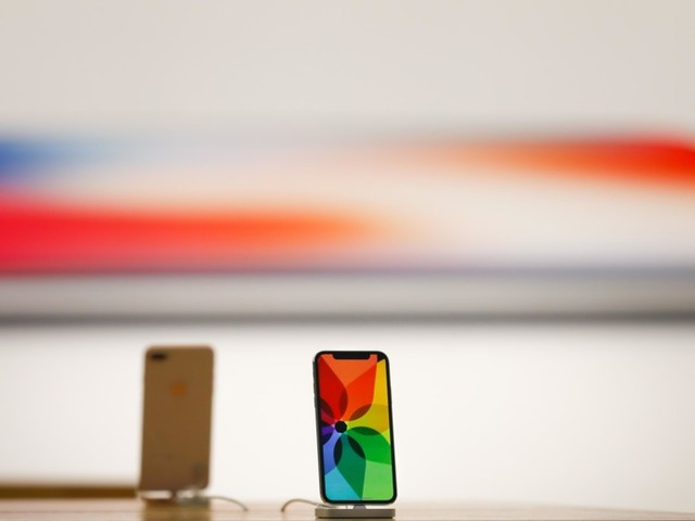 Is the iPhone X in Trouble?
