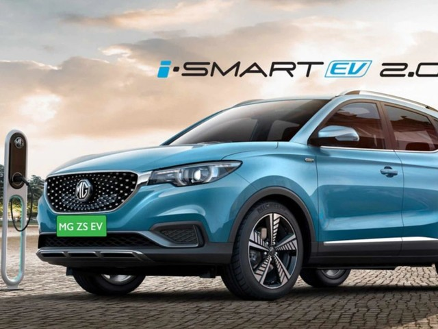 MG ZS EV Sales Up By 129% In August 2021
