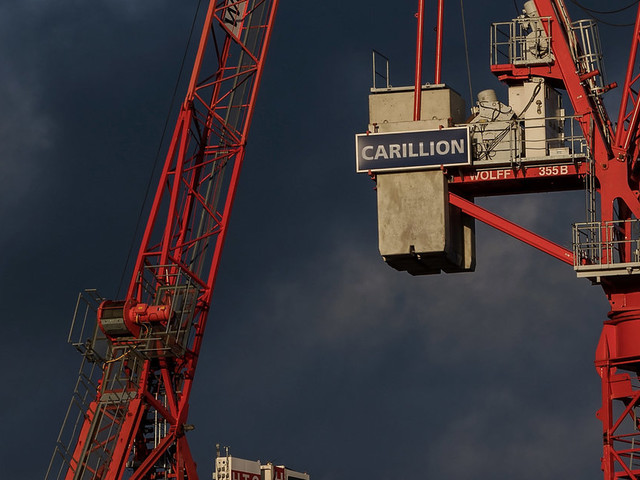 Carillion 'Domino Effect' Looms As Smaller Companies Reel From Collapse