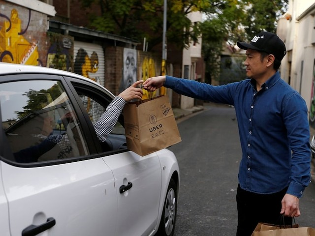 Here's why Uber won't worry about the planned merger between Takeaway.com and Just Eat