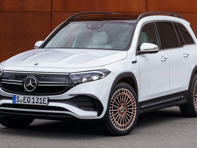 Mercedes will bring a compact electric SUV to the US in 2022 — check out the EQB