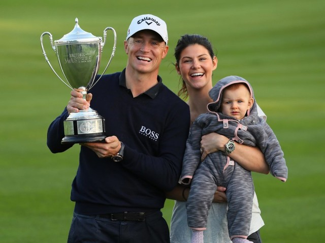 Who is Alex Noren's wife Jennifer Kovacs and how many children does PGA Championship golf star have?