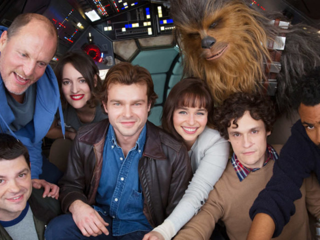 'Star Wars' Han Solo Spin-Off Film: Here's Who's Who In The New Cast Photo