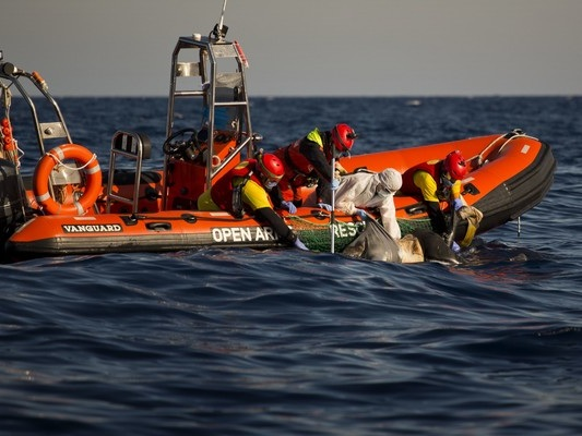 Italy threatens to close its ports to foreign ships that rescue migrants from the sea