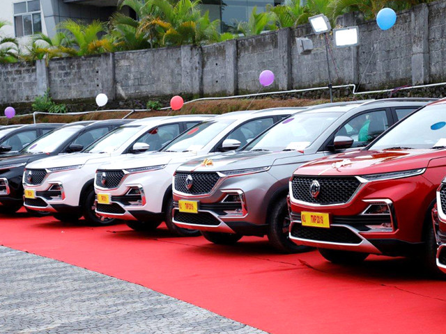 MG Hector sales cross 1,500 units in one month after launch