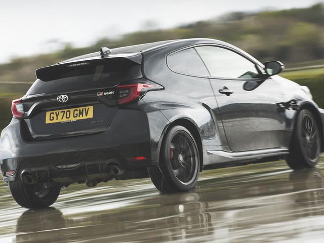Will it drift? 2021 Toyota GR Yaris video review
