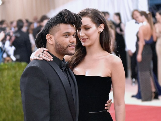 Bella Hadid & The Weeknd's Relationship Timeline Shows Maybe They Were Always Meant To Be