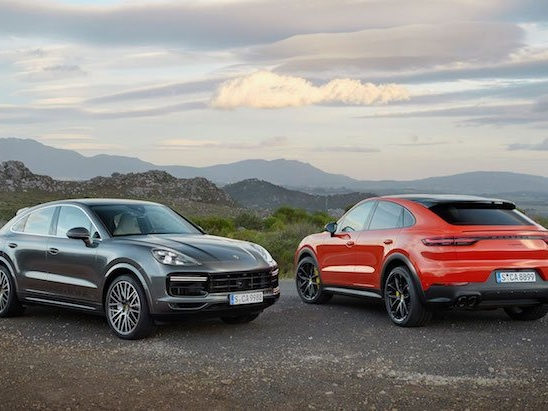 2020 Porsche Cayenne Coupe is Germany's Latest Coupeover