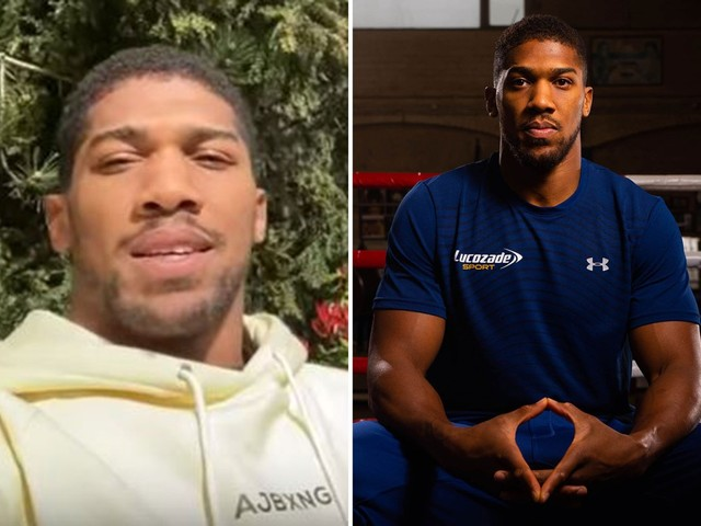 Anthony Joshua heartbreak as champ reveals he has lost 'close friends' to coronavirus from beloved boxing gym