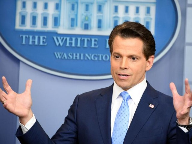Today in Conservative Media: Scaramucci Can Talk, but What Does He Really Believe?