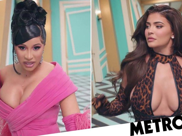 Cardi B responds after fans left divided by Kylie Jenner's surprise cameo in WAP music video
