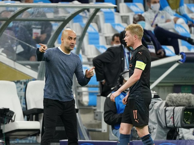 Kevin De Bruyne makes request for more rotation at Man City