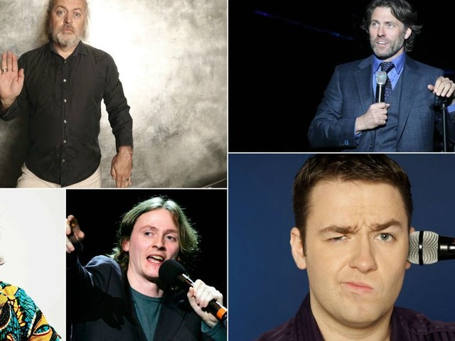 Ticketmaster launch Black Friday flash sale on tickets for John Bishop, Jason Manford and more