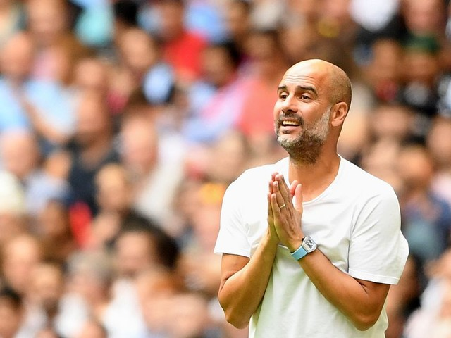 Man City manager Pep Guardiola makes Premier League and Manchester United prediction