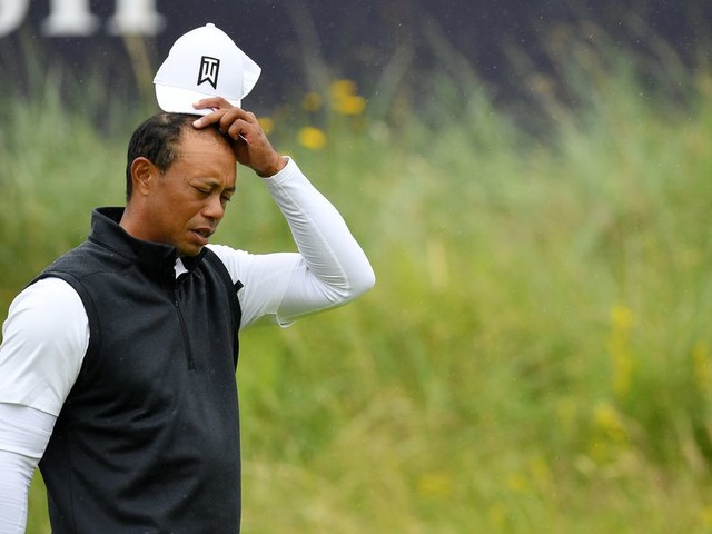 Tiger Woods' uncompetitive Open exhibited the new realities of his broken body