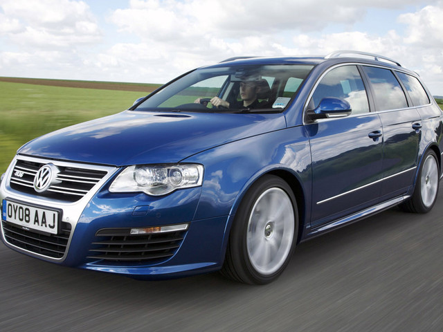 Used car buying guide: VW Passat R36