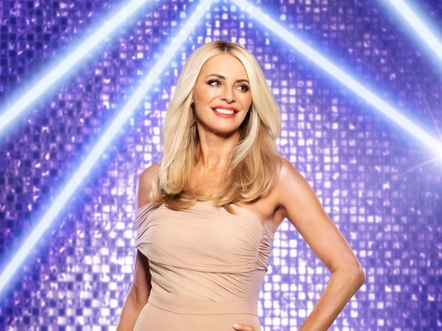 Strictly host Tess Daly adopts different look as she shares dressed down pictures from behind the scenes