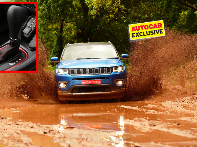 Affordable Jeep Compass diesel-AT to launch before Diwali