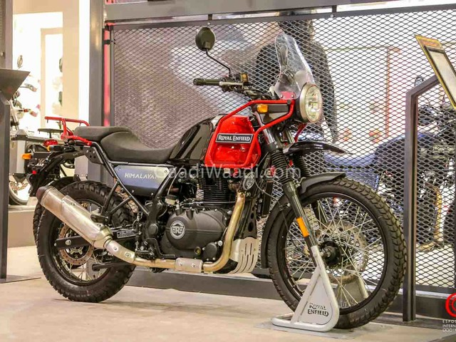 Royal Enfield Meteor, Himalayan Prices Hiked In India Again – Details