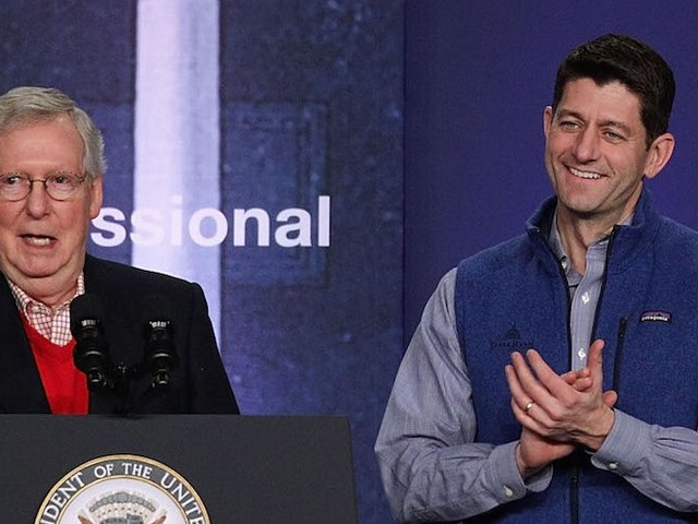 The GOP tax law hit an important milestone in a new poll