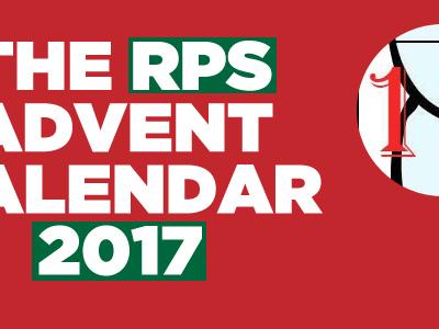 The RPS Advent Calendar, Dec 12th