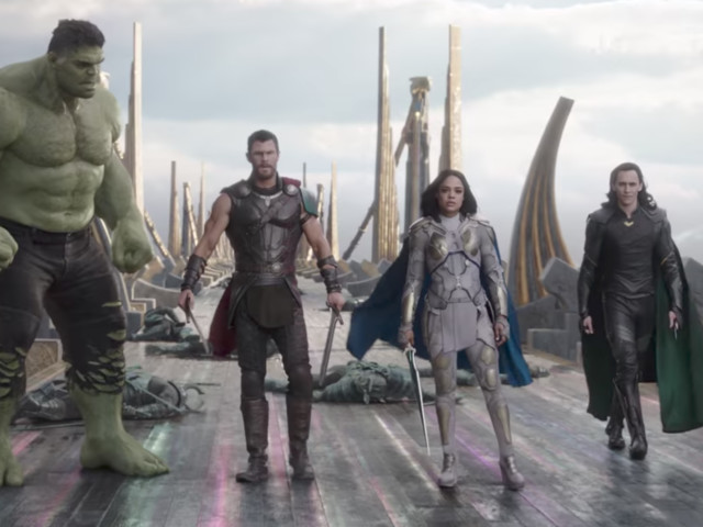 The New 'Thor' Trailer Will Ragna-Rock Your World