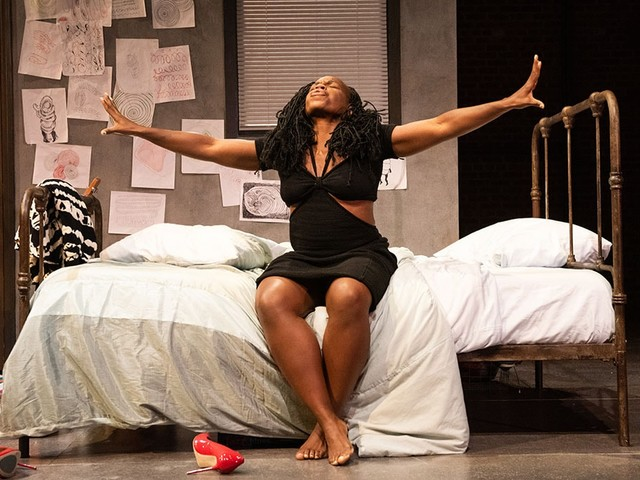 'The Last of the Love Letters' Off Broadway Review: Ngozi Anyanwu's She Said-He Said Takes a Sci-Fi Turn