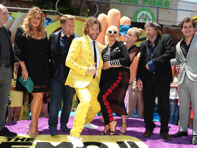 T.J. Miller, James Corden Tout 'The Emoji Movie's' 'Feminist Agenda'