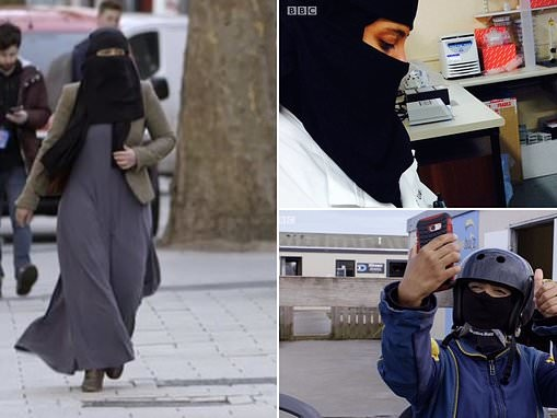Welsh Muslim woman claims she's been branded a 'suicide bomber' and physically abused in the street