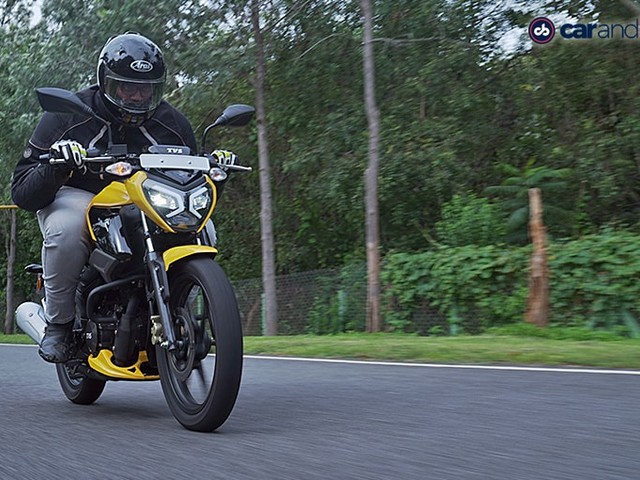 TVS Raider 125 First Ride Review - Adding Fun In Functional