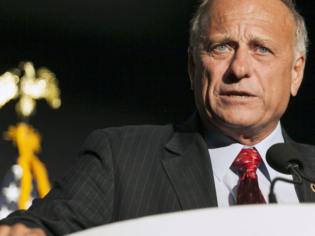 Steve King Attacks Fellow Rep. John Lewis And Congressional Black Caucus