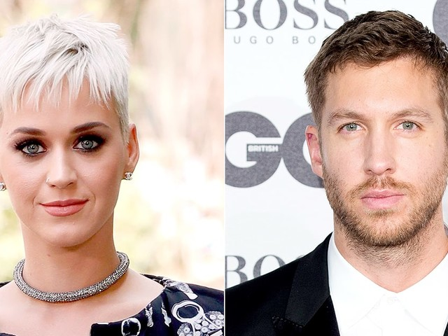 Katy Perry Reveals How She Buried the Hatchet With Calvin Harris