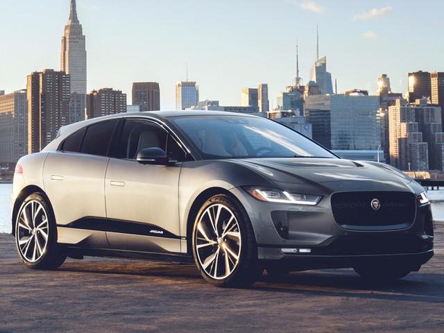 Jaguar I-Pace a triple winner at 2019 World Car Awards