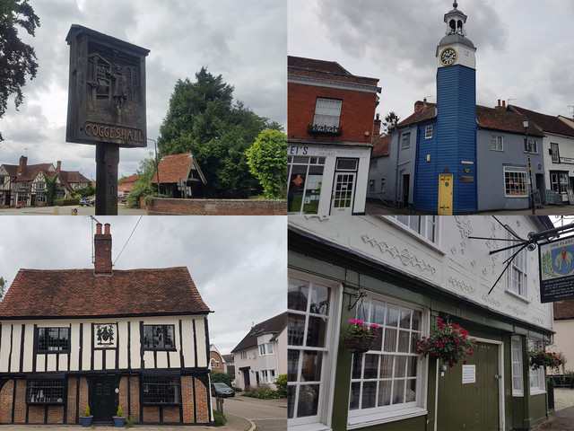 Visit Coggeshall – a barn, a church, a manor and a village
