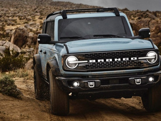 How to reserve the new 2021 Ford Bronco 4x4 lineup of SUVs