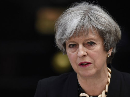 In Brussels, Theresa May Offers 'Fair Deal' For EU Nationals In Britain