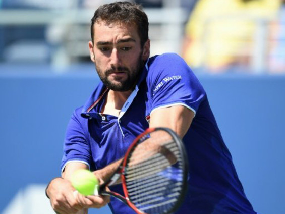 Past champ Cilic ousted as Sharapova seeks US Open last 16