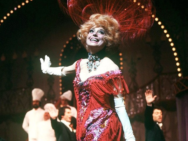 Actress Carol Channing, star of Hello Dolly! musical, dies