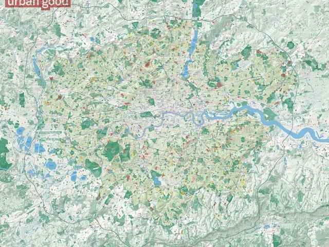 Explore The Future Of Mapping Technology, Here In London