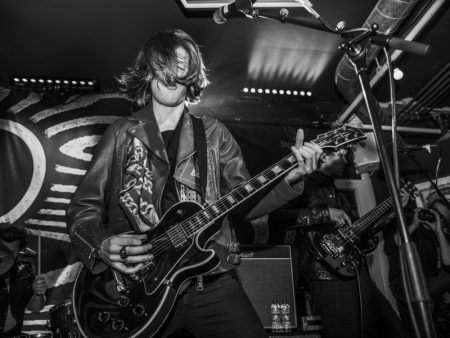 The Amazons live at Jimmy's, Manchester