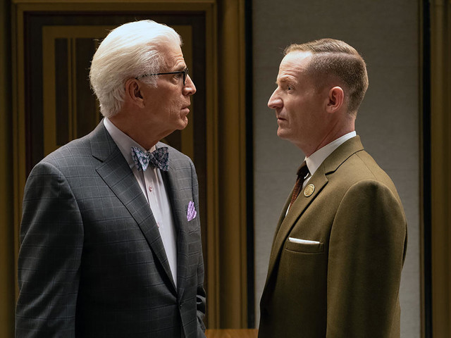 The Good Place Reveals Who Won the Experiment