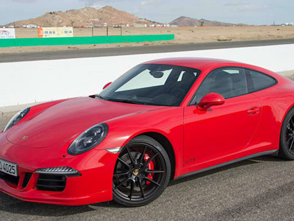 2015 Porsche 911 Carrera GTS [UPDATE]