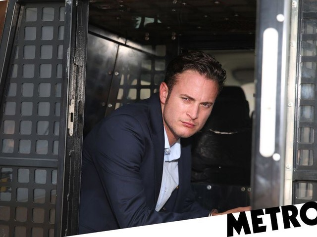Hollyoaks spoilers: Gary Lucy exit scenes are aired as Luke Morgan is arrested