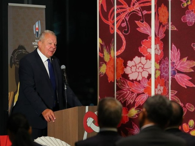 Japan praised with 96 per cent of tickets sold for Rugby World Cup