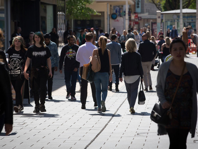 High street footfall down 10% in seven years