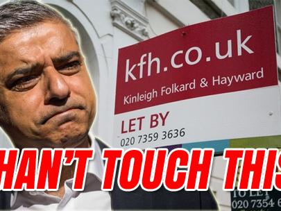 Sadiq's Labour Government Slammed Rent Controls in 2010